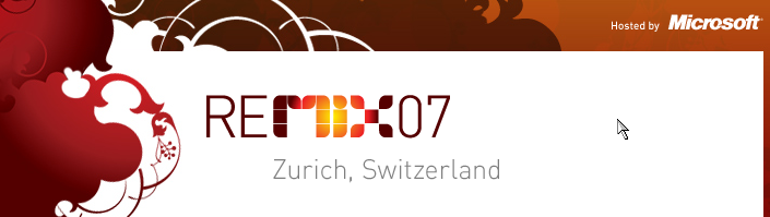 ReMix 07 Zurich