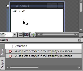 TemplateLoop in Blend (fail)