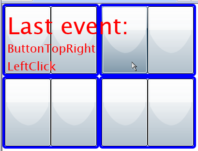 4 user controls with events