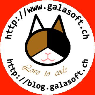 GalaSoft sticker