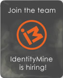 IdentityMine is hiring